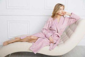 Как выбрать домашний женский халат