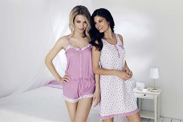 Как выбрать женскую одежду для сна