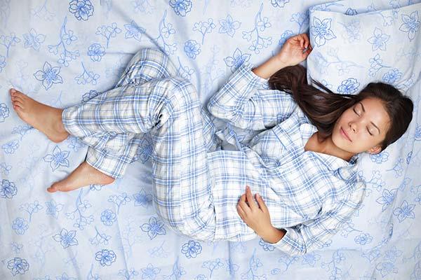 Ткани женской спальной одежды