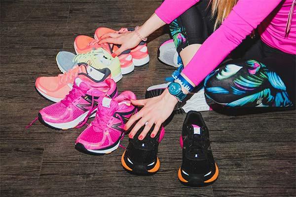 Как правильно выбрать кроссовки