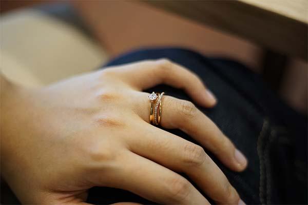 Как уменьшить кольцо
