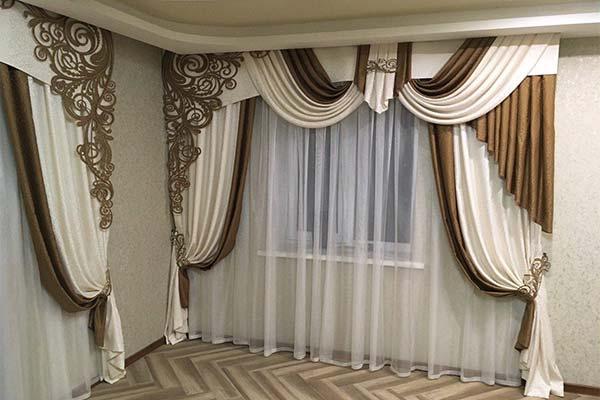 Подбор штор для комнаты