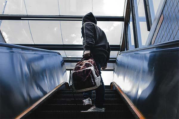 Рюкзак в дорогу