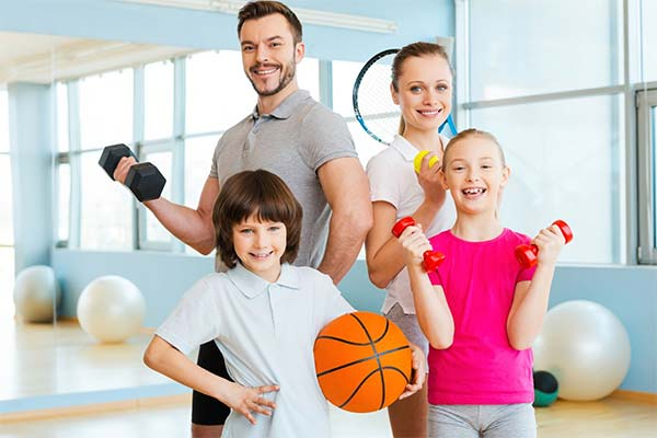Здоровое тело и польза от занятий спортом