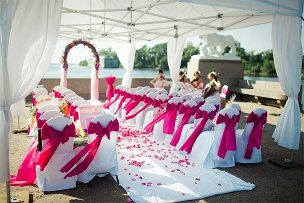 Как организовать недорогую свадьбу