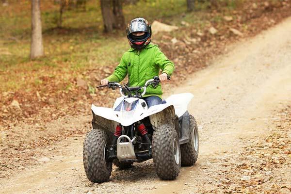 Как выбрать квадроцикл для ребёнка?