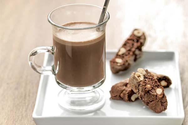 Популярные виды горячего шоколада