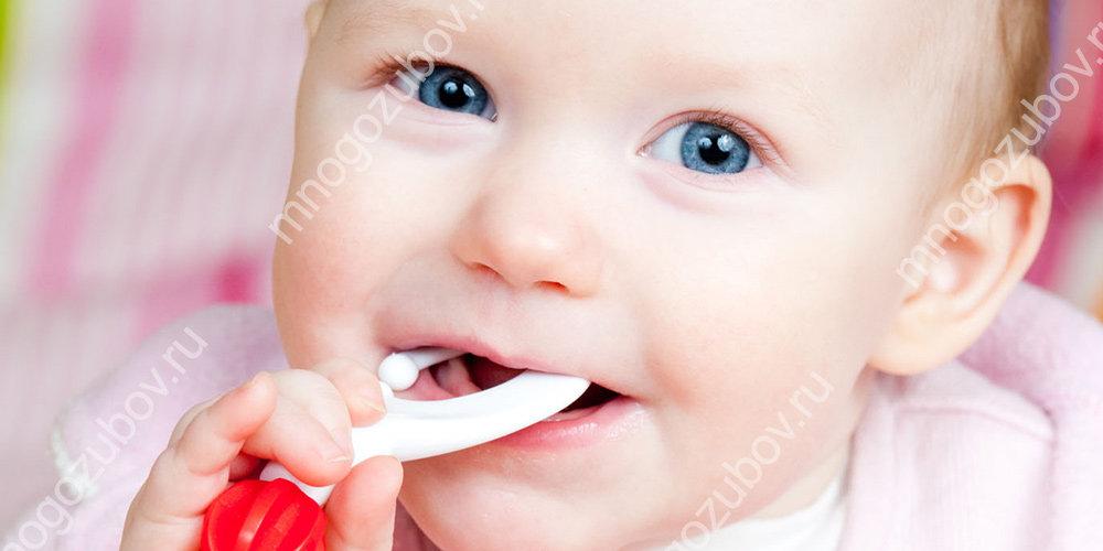 Прорезывания зубов