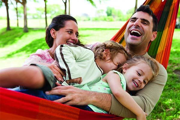 Как провести выходные с семьей