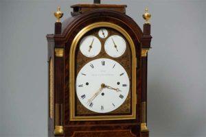 Напольные часы со стрелками