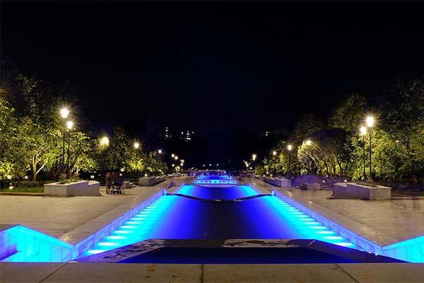 Как организовать уличное освещение?