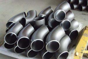 Виды стальных отводов